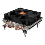 SlimX3 - Processor cooler - ( LGA775 Socket, LGA1156 Socket, LGA1155 Socket ) - aluminum - 80 mm