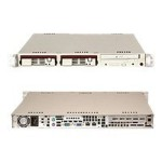 Super Micro Supermicro SC811 FT-260 - Rack-mountable - 1U - ATX 260 Watt - black - for P/N: AS1010S-TB, AS-1011M-T2B CSE-811FT-260B