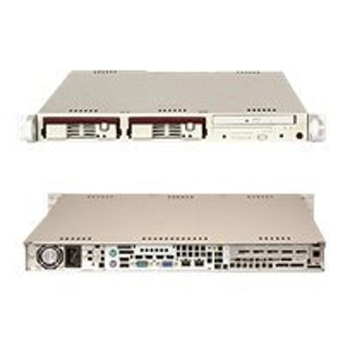 Super Micro Supermicro SC811 FT-260 - rack-mountable - 1U - ATX