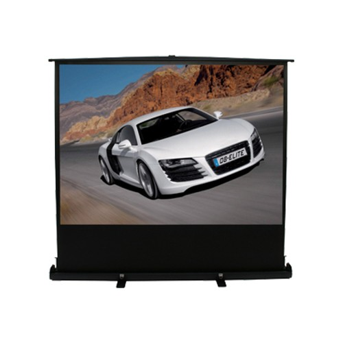 Elite Screens PULL UP FRONT PROJECTOR SCREEN