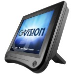 "P10PS-JA - LCD monitor - 10.4"" - 800 x 600 - 220 cd/m² - 400:1 - 45 ms - VGA - speakers - black"