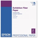 "Epson Exhibition Fiber Paper (17"" x 22"") - 25 sheet(s) S045039"