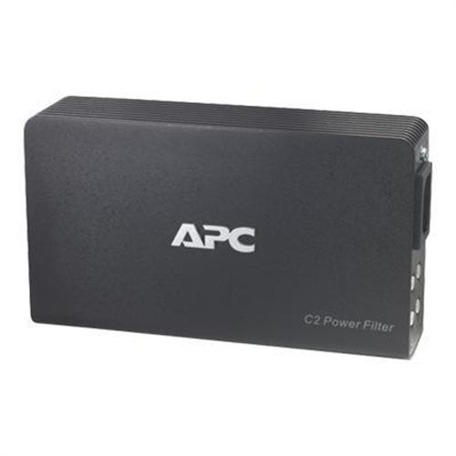 APC AV C Type Power Filter C2 - surge suppressor