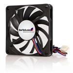 Replacement 70mm TX3 Dual Ball Bearing CPU Cooler Fan - Case fan - 70 mm - black