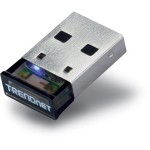 TRENDnet TBW-106UB - Network adapter - USB - Bluetooth 2.0 EDR - Class 1 TBW-106UB