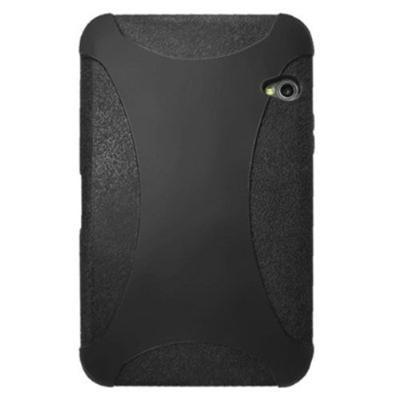 AmzerSilicone Skin Jelly Case - Black For Dell Streak 7(90569)