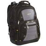 "17"" Drifter II Laptop Backpack - Black/Gray"
