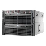 "ProLiant DL980 G7 - Server - rack-mountable - 8U - 8-way - 4 x Xeon E7-2830 / 2.13 GHz - RAM 128 GB - SAS - hot-swap 2.5"" - no HDD - DVD-Writer - ATI ES1000 - GigE - monitor: none - Windows Server 2008 R2 Certified"