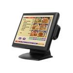 "TS17R-MU02 - LCD monitor - 17"" - touchscreen - 1280 x 1024 - 240 cd/m2 - 700:1 - 6 ms - VGA - with Elo resistive touch-screen (USB/serial)"