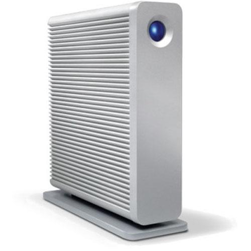LaCie 2TB d2 Quadra with USB 3.0 External Hard Drive