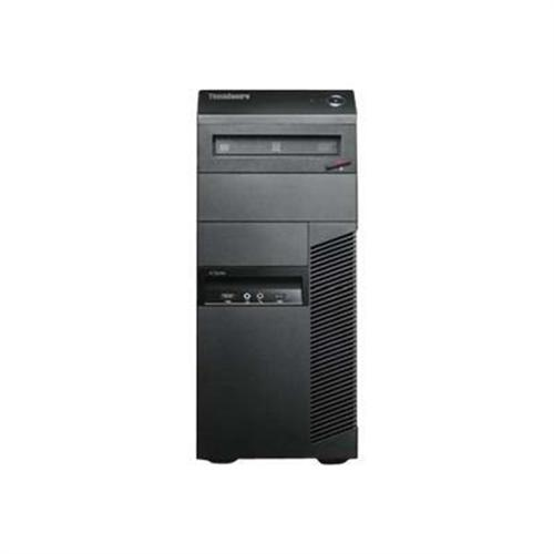 PCM | Lenovo, ThinkCentre M91p 7034 - Tower - 1 x Core i5 2400 / 3 1 GHz -  RAM 4 GB - HDD 320 GB - DVD SuperMulti - HD Graphics 2000 - GigE - Win 7