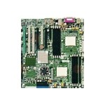 SUPERMICRO H8DCi - Motherboard - extended ATX - Socket 940 - 2 CPUs supported - nForce Pro 2200/2050 - 2 x Gigabit LAN - 6-channel audio