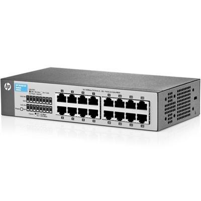 HP1410-16 Switch(J9662A#ABA)