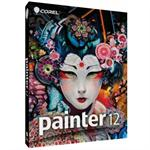 Painter - ( v. 12 ) - license - 1 user - CTL - level 4 ( 100-499 ) - Win, Mac - English