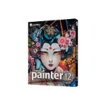 Corel Painter - ( v. 12 ) - upgrade license - 1 user - CTL - level 4 ( 100-499 ) - Win, Mac - English LCPTR12ENPCMUG4