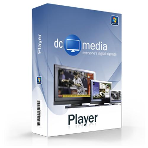 DC Media Network Player Automated Digital Signage Player