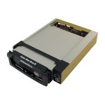 "Addonics Drive Cartridge System SA35 - Storage drive carrier (caddy) - 3.5"" - black AAHDSA35CS-R"
