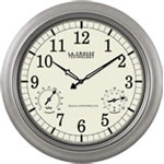 "18"" Atomic Analog Clock"