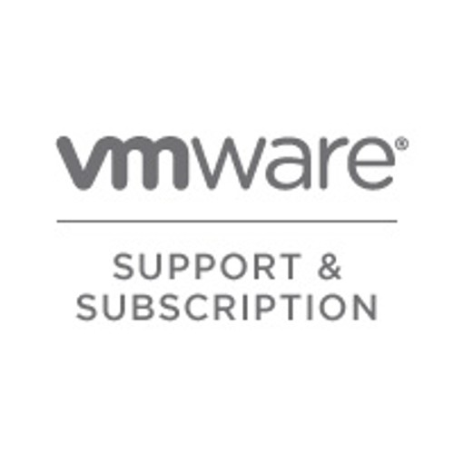 VMware U.S. Federal Production Support/Subscription for VMware vSphere Enterprise Plus for 1 processor for 1 year VMware - VS4-ENT-PL-P-SSS-F