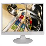 "22"" PLL2210MW Widescreen LED Backlit LCD Monitor with DC Power - White"