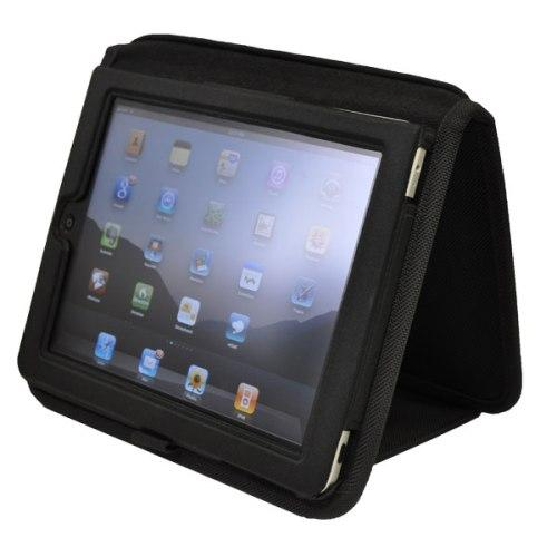 CODI iPad Smitten - Folio Mitt Case for Apple iPad 2 - Black
