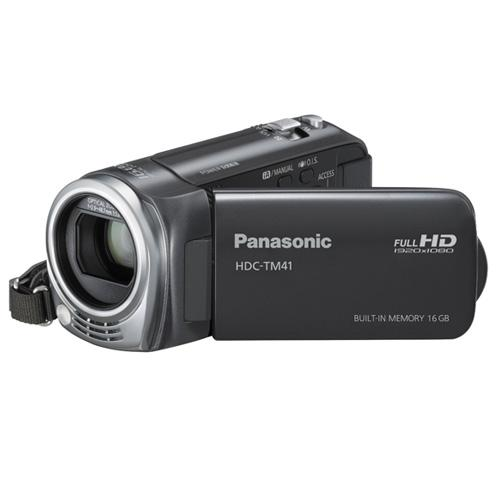 "Panasonic 2.7"" LCD Display 1.5 Megapixels Camcorder"