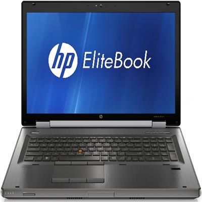 HP EliteBook Mobile Workstation 8760w - 17.3