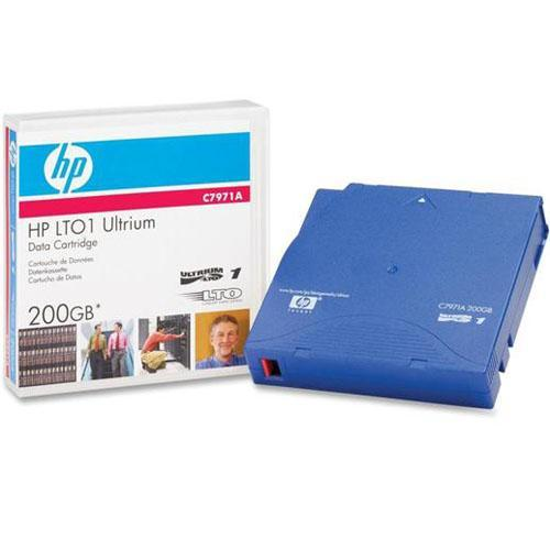 HP LTO-1 Ultrium 200GB Data Cartridge