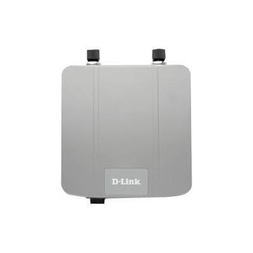 D-Link AirPremier N Dual Band Exterior PoE Access Point powered by CloudCommand DAP-3525 - wireless access point