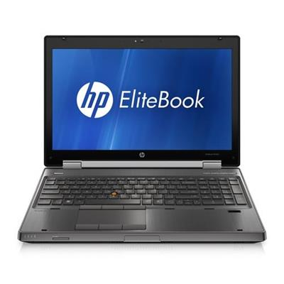 HP EliteBook Mobile Workstation 8560w - Core i5 2.6 GHz - 15.6