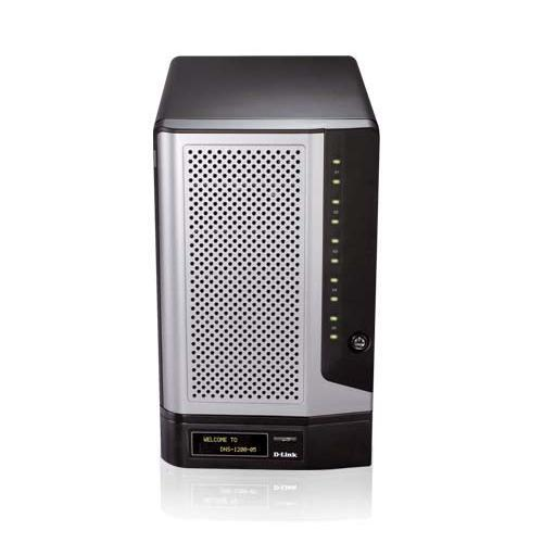 D-Link ShareCenter Pro 1200 - 5-Bay Network Storage Enclosure
