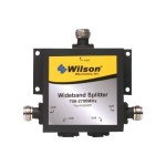Wilson Electronics Four Way Splitter 859981