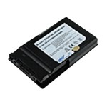 Hi-Capacity B-5142 - Notebook - 1 x lithium ion 6-cell 5200 mAh - black - for Fujitsu LIFEBOOK T1010, T4410, T5010, T730, T900, TH700