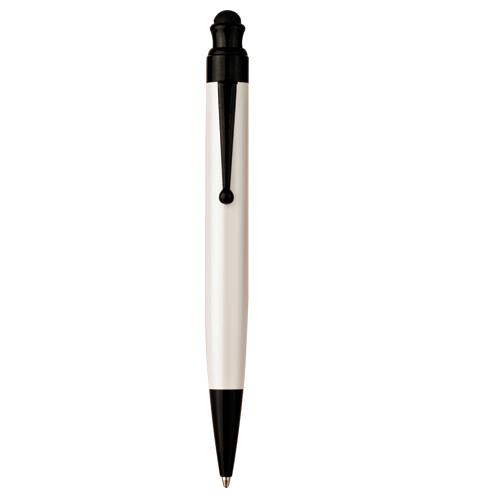 Yafa Monteverde One Touch Stylus -  combination Ballpoint Pen and Stylus - White