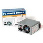 Reliable 250 Watt Replacement ATX Power Supply