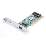 1 Port PCI 10/100 Mbps Ethernet Network Adapter Card - Network adapter - PCI - 10/100 Ethernet