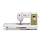Singer Sewing Company Confidence Quilter Model Sewing and Quilting Machine 7469Q