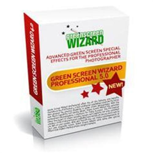 Green Screen Wizard Pro Full 97