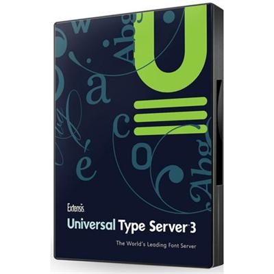 Extensis Universal Type Server v3 Enterprise Edition; Server-only - 1 year ASA maintenance English (UNE-30111)