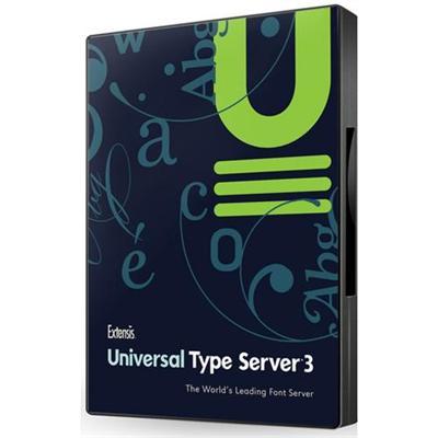 ExtensisUniversal Type Server v3 Enterprise Edition; Server-only - 3 year ASA maintenance Renewal English(UNE-30116)