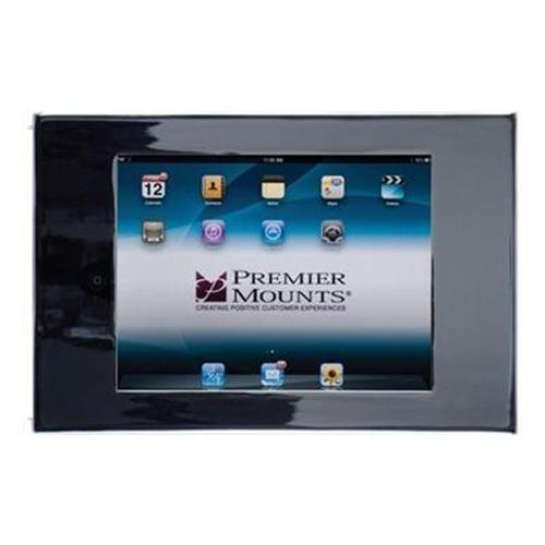 Premier Mounts Secure iPad Mounting Frame with Access to Home Button