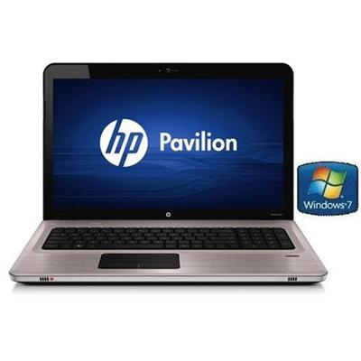 HP Pavilion dv7-4157cl AMD Phenom II Dual-Core N640 2.90GHz Entertainment Notebook - 4GB RAM, 640GB HDD, 17.3