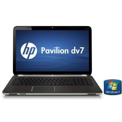 HP Pavilion dv7-6070ca Intel Core i7-2630QM 2.0GHz Entertainment Notebook - 2GB RAM, 2x750GB HDD, 17.3