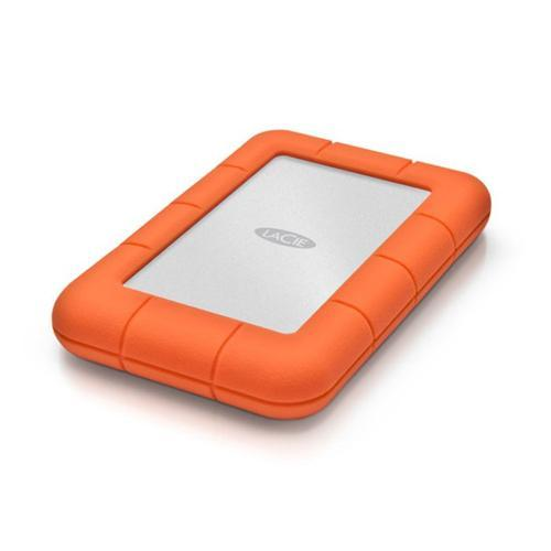 LaCie 500GB Rugged Mini - SuperSpeed USB 3.0 - 5400 rpm