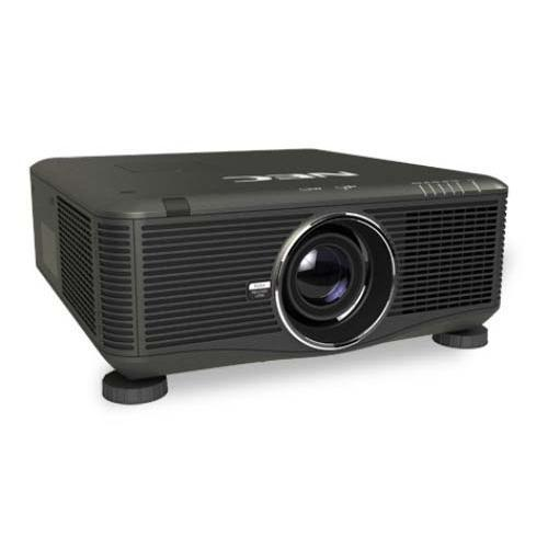 NEC Displays 7500 ANSI Lumens Widescreen Professional Installation Projector with Lens