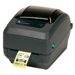 Zebra Tech G-Series GK420t - Label printer - DT/TT - Roll (4.25 in) - 203 dpi - up to 300 inch/min - USB, LAN GK42-102210-000