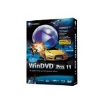 Corel WinDVD Pro - ( v. 11 ) - box pack - 1 user ( mini-box ) - Win - English WDPR11ENMB