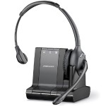 Plantronics Savi W710 Over-the-head, Monaural (Standard) 83545-01