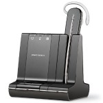 Savi 700 Series W740-M Wireless Headset System - Convertible, Version optimized for use with Microsoft Lync - North America