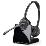 Wireless DECT Headset System - Over-the-Head